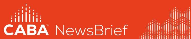 CABA News Brief