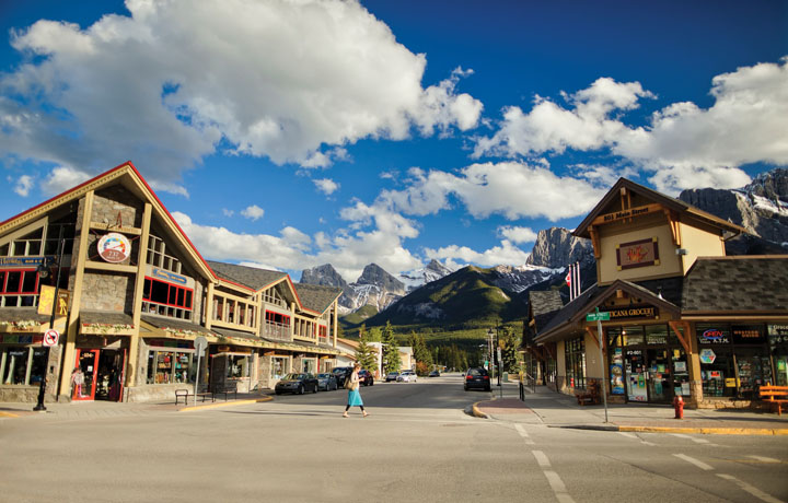 Canmore (AB) Canada  city photo : Canmore, AB