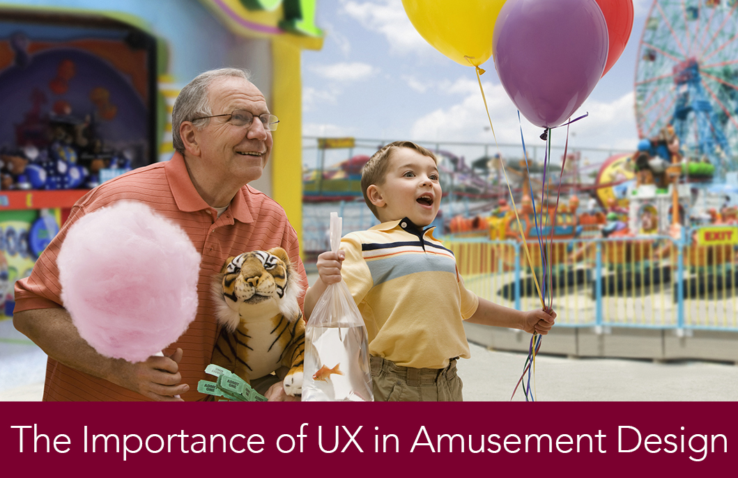 The importance of UX in Amusement Design