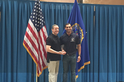 Gray Graphics' Abe Helal Graduates From the FBI Citizen's Academy