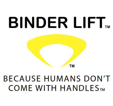 Binder Lift Logo