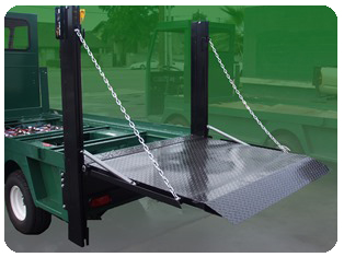 Electric Car Rail Lift