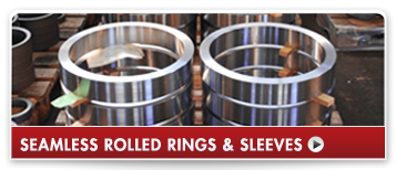 Forged Rings Versus Plate Forging