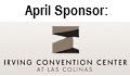 April Sponsor