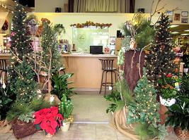 Hart floral for Log cabin florist bakersfield