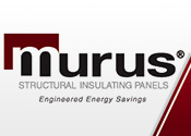 Sipa update structural insulated panel association for Murus sips