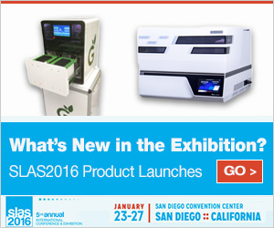 SLAS2016 Product Launches